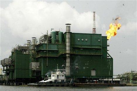 Ijaw oil communities lay siege to Odidi flow station