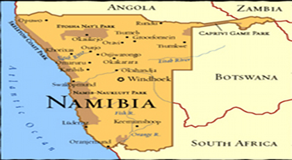 Namibia's potential oil reserves could put it at par with Nigeria