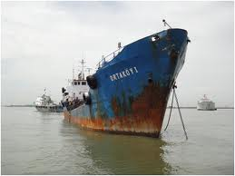 Illegal bunkering: NIMASA issues arrest warning to shipowners, others