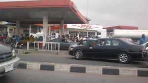 fuel station in Delta state