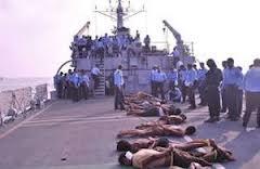 Nigerian navy arrest sea pirates