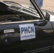 PHCN vehicle
