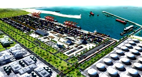 Govt Completes Due Diligence On Lekki Port Project SweetCrudeReports - Port design