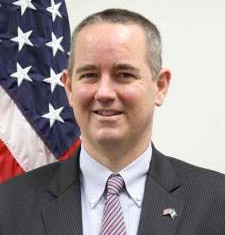 Consul-General of the United States to Nigeria, Mr. Jeffrey Hawkins