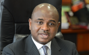 Kingsley Chiedu Moghalu is deputy governor of the Central Bank of Nigeria