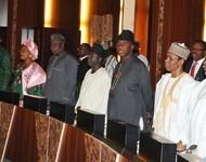 NEC meeting, Abuja