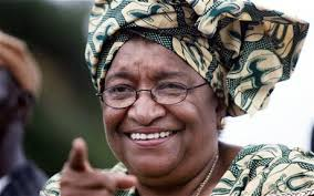 johnson sirleaf