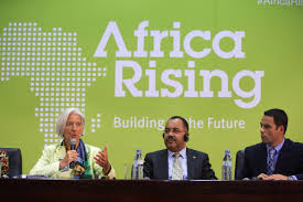 Christine Lagarde, International Monetary Fund (IMF) managing director in Maputo