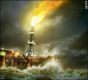 North Sea asset
