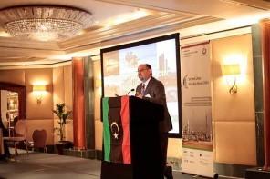 Mustafa Sanallah, NOC of LIBYA