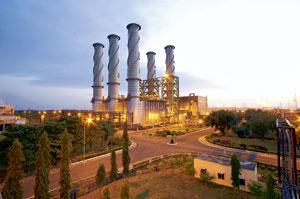 Egbin power plant.