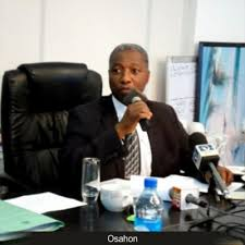 George Osahon, Director, DPR