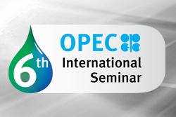 6th OPEC International Seminar.