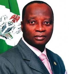 Nigeria's Commissioner for Insurance Mr. Fola Daniel