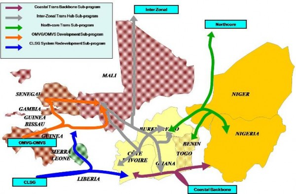 West africa plans regional power market sweetcrudereports west african power pool sciox Images