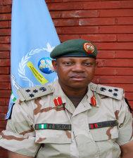 Brigadier General P.T. Boroh ( rtd).