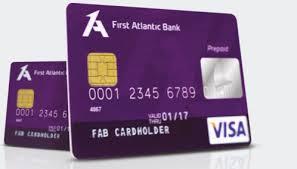 First Atlantic Bank.