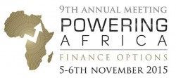 *9th annual meeting. Power Africa,Finance options.