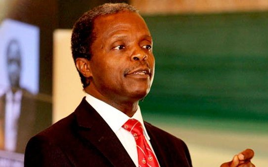 Nigeria to embrace transparency in extractive sector – Osinbajo