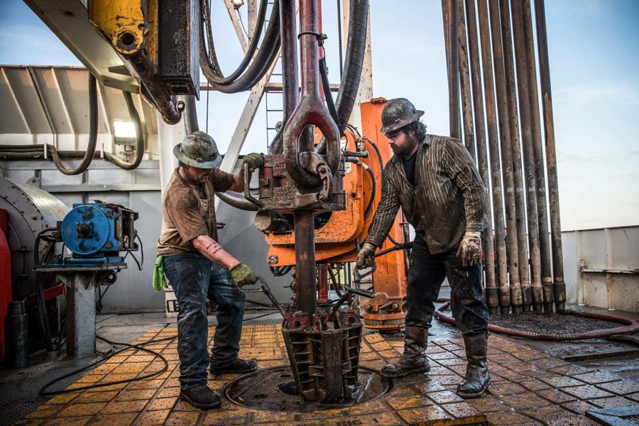 Lack of credit is latest blow to shale industry
