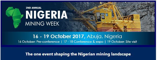Image result for Nigeria Mining Week Returns To Abuja In October