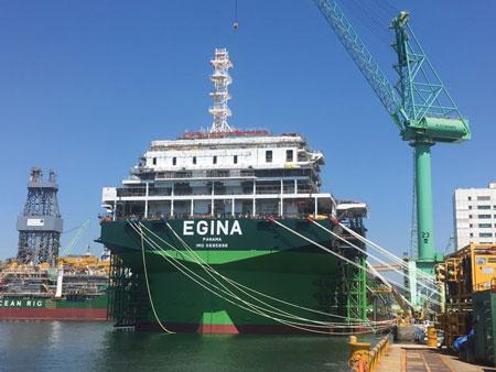 Egina FPSO: NPA flaunts preparedness for greater responsibilities