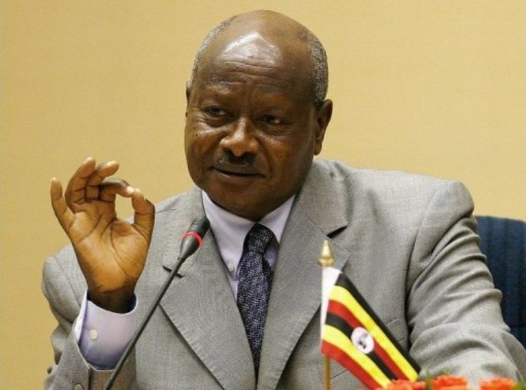 Uganda's Museveni gives oil firms a month to consider deal