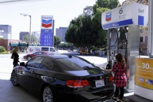 Chevron's Shares drop by 1.2% on output decline
