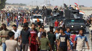 Oil rises 1 percent as Iraq fighting shuts output in Kirkuk