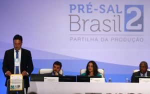 Shell bets big on Brazil as oil majors snap up offshore blocks