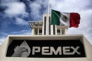 Crude oil output from Mexico's Pemex falls 18 percent in September