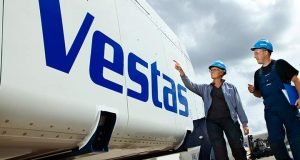 Vestas to build first large-scale battery storage project for wind, solar