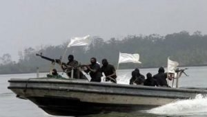 Piracy attack in Gulf of Guinea has reduced 'tremendously', say Peterside