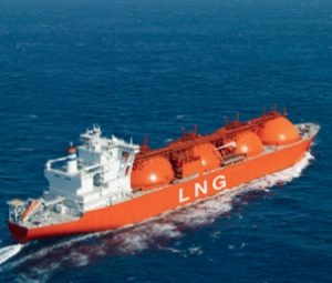 Chinese January LNG imports hit record high