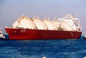 First LNG from Sempra Energy's Louisiana Cameron terminal heads to France