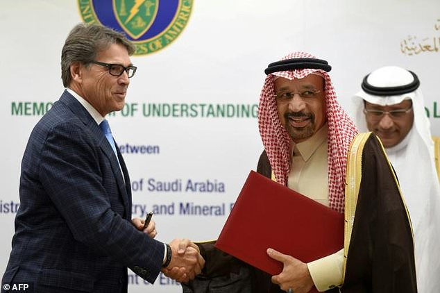 oil relations between the united states and saudi arabia