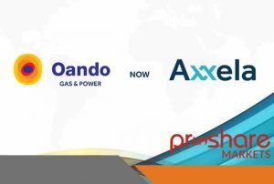 Axxela becomes gas shipper on WAGP