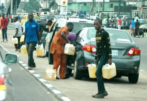 Fuel Queues: NNPC intensifies crackdown on petrol hawkers