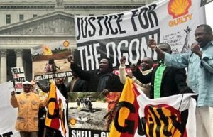 Shell must apologize to Ogoni – Ken Saro-Wiwa