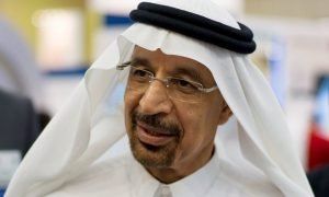 Khalid A. Al-Falih clinches 'International Oil Diplomacy' award