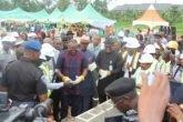 Kachikwu performs ground-breaking of Bayelsa Oil & Gas Park