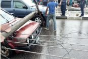 Electricity-distribution-pole-damaged-by-the-rainstorm-in-Port-Harcourt--174x116.jpg