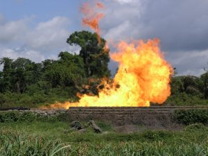 Gas production & utilization in Nigeria: Problems & prospects