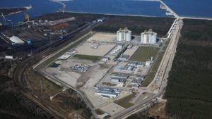 Polish LNG terminal boasts highest utilization rate in Europe