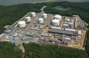 US LNG exports drop on week