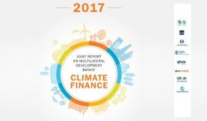 MDB climate finance hit $35.2 billion record high in 2017