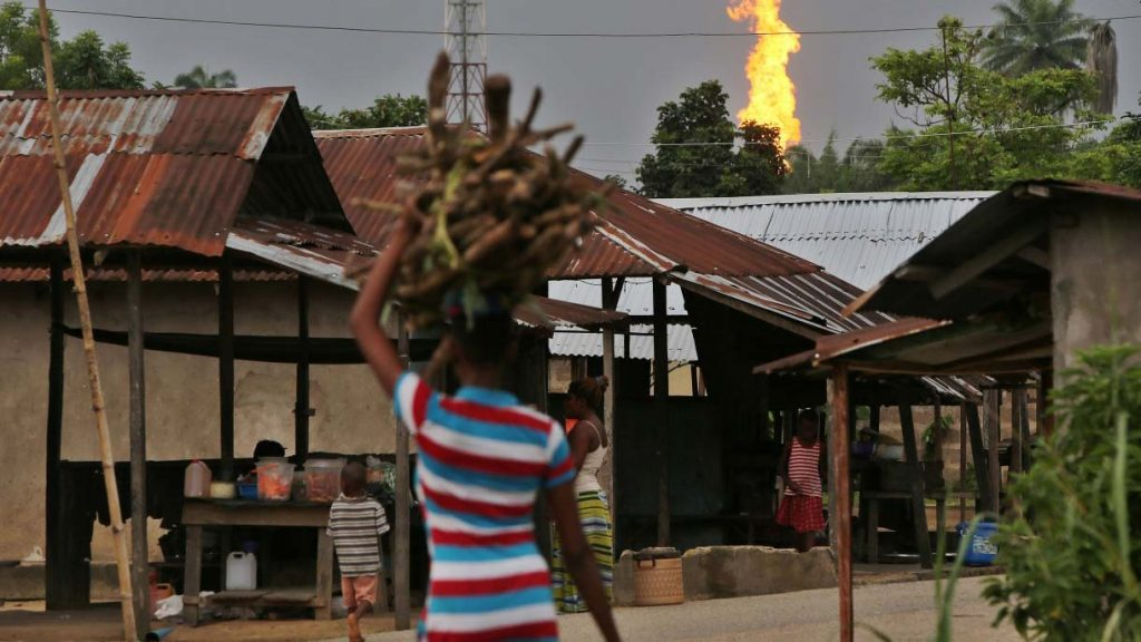 Nigerian oil and gas firms flare N282 billion gas in 11 months