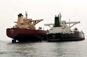 Iran's oil tanker fleet being squeezed as sanctions bite