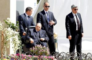 Algeria sets April election, no word on Bouteflika candidacy