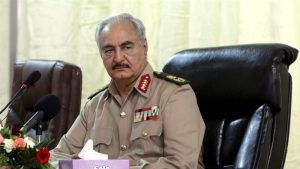 Libya's Khalifa Haftar plans campaign to secure oil areas
